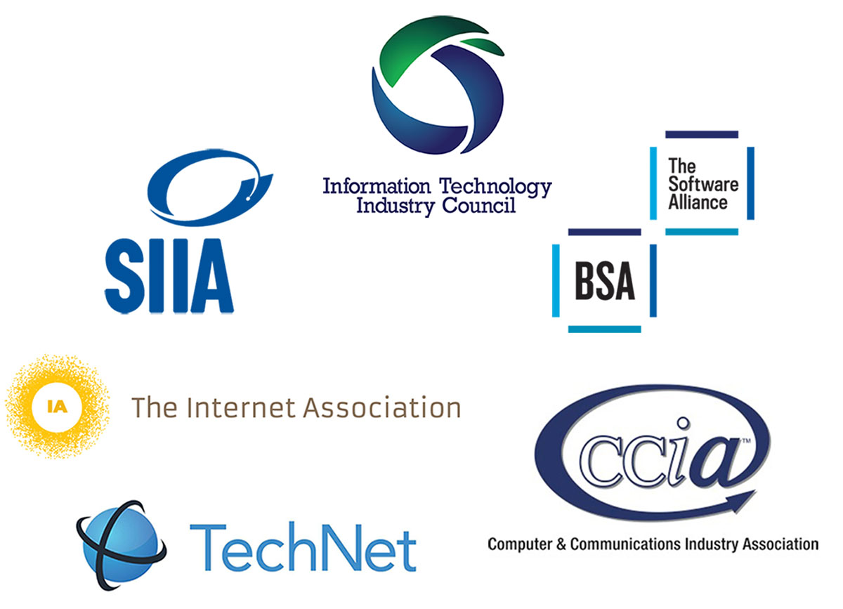 Six associations joined in shaping privacy protection ideas